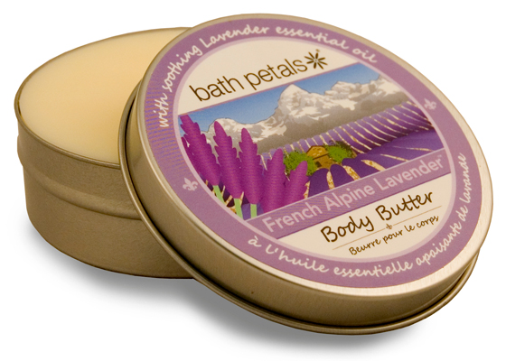 French Alpine Lavender Body Butter