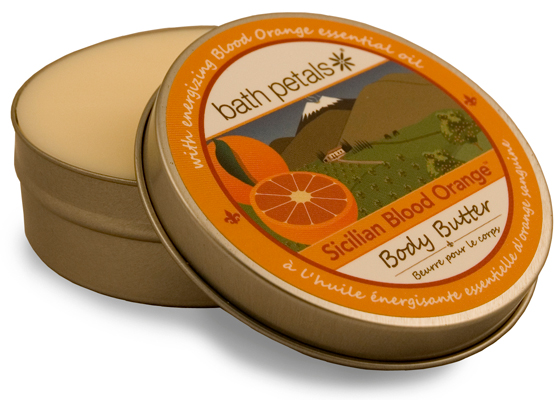 Sicilian Blood Orange Body Butter