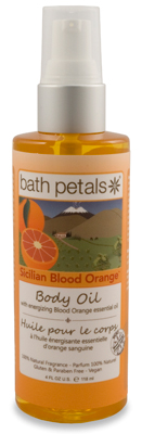 Sicilian Blood Orange Body Oil