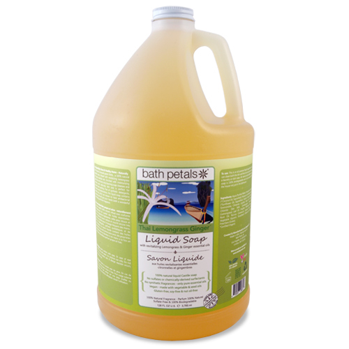 Thai Lemongrass Ginger Liquid Soap - 1Gal.