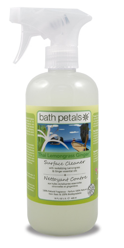 Thai Lemongrass Ginger Surface Cleaner 16oz.