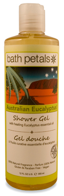 Australian Eucalyptus Shower Gel