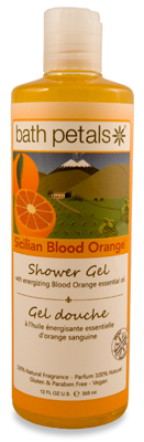 Sicilian Blood Orange Shower Gel