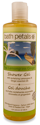 Thai Lemongrass Ginger Shower Gel